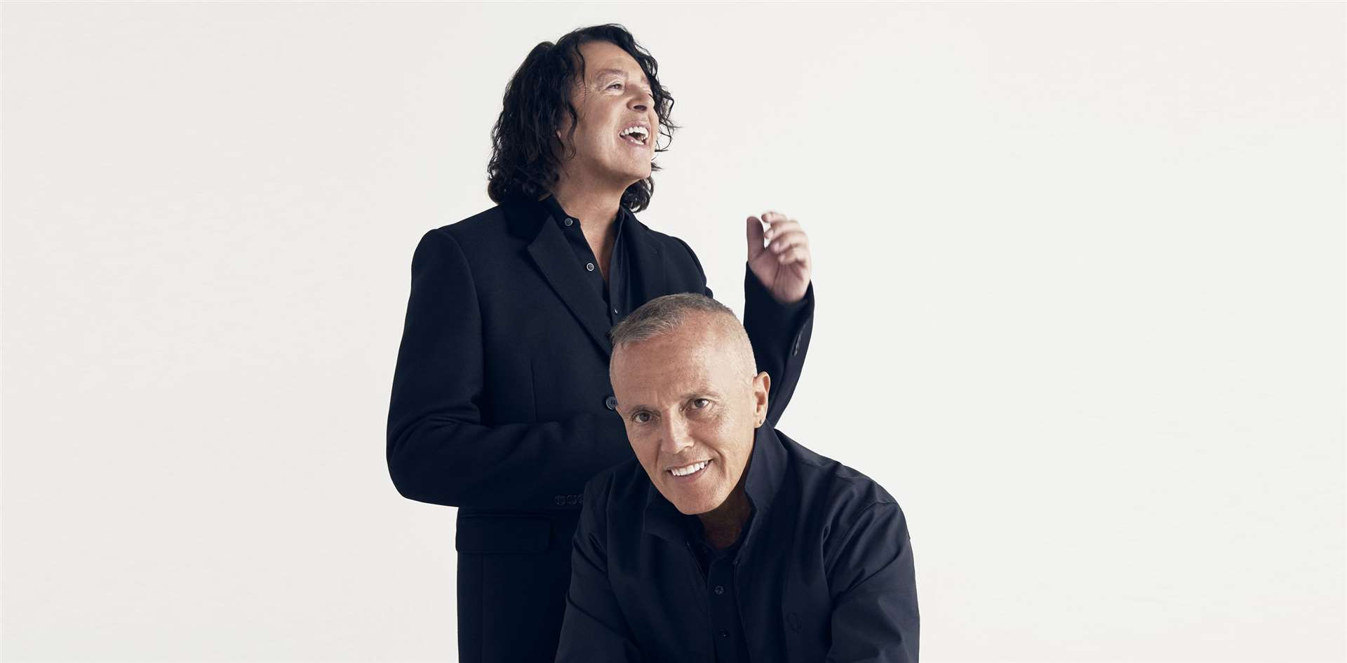 Tears for Fears play the Spitfire Ground, Canterbury