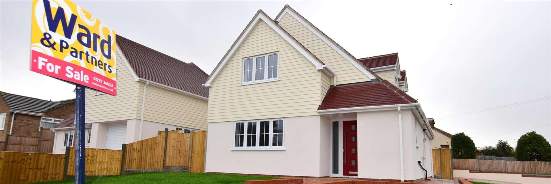 Brand new home at Mill Lane, Herne Bay