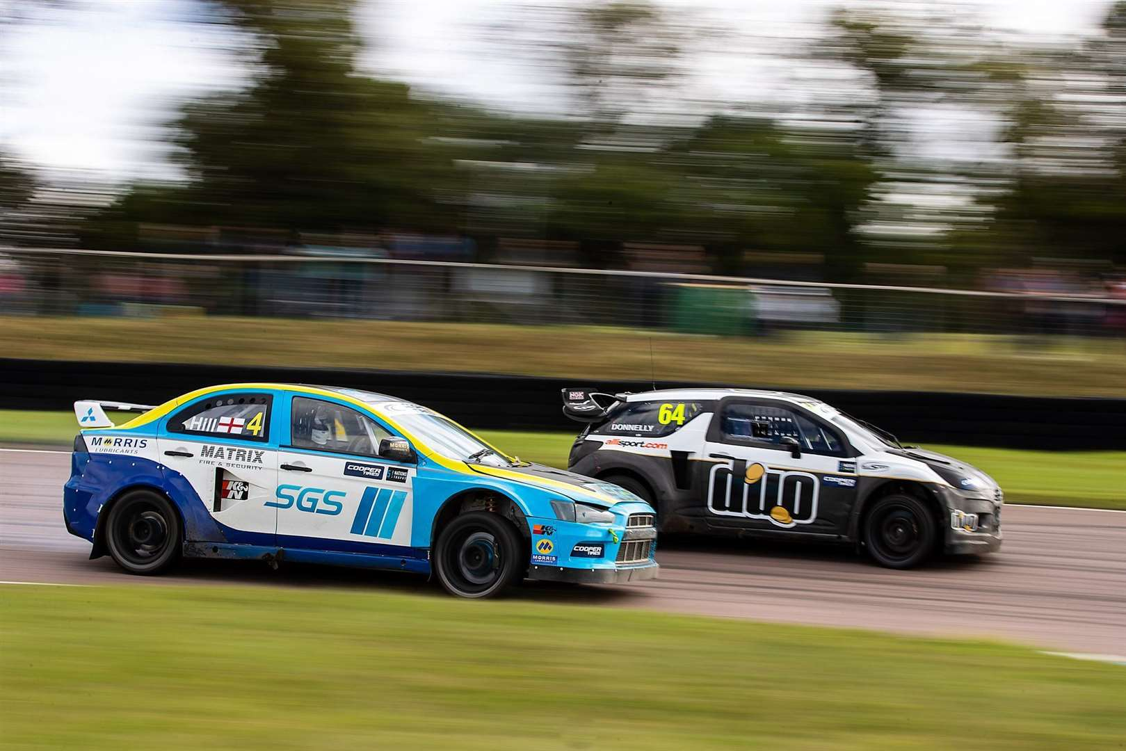 Mark Donnelly claimed his first Supercar Final Picture: Rallycrossbrx / Philippa Neilson(41732252)
