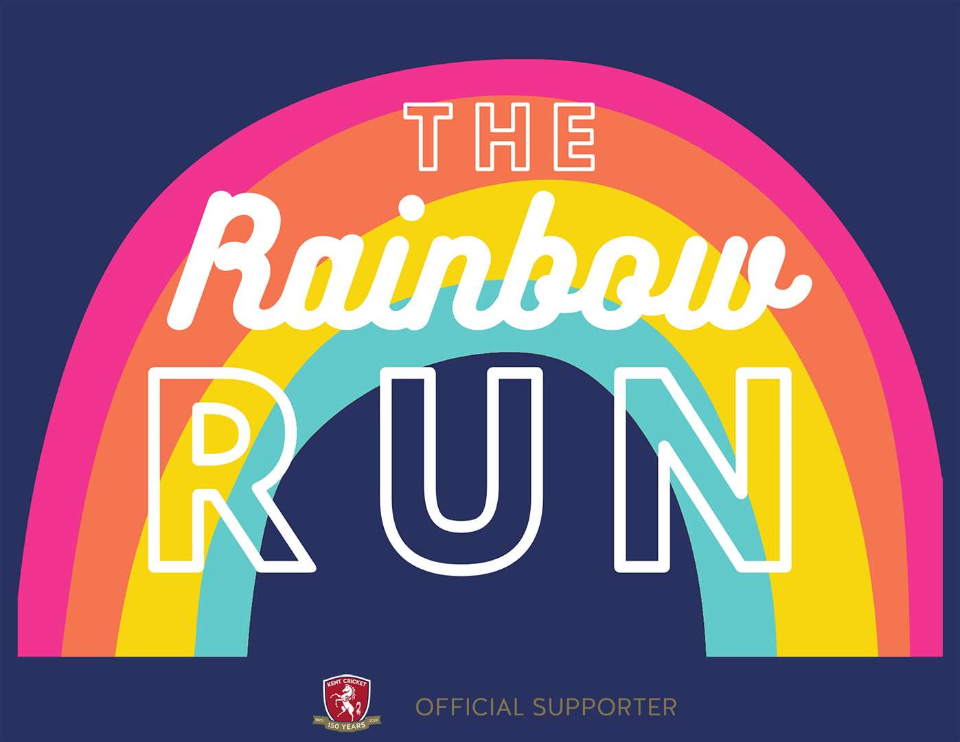 The Rainbow Run has raised £10,000 for Covid-19 hospitals in Kent (35008055)