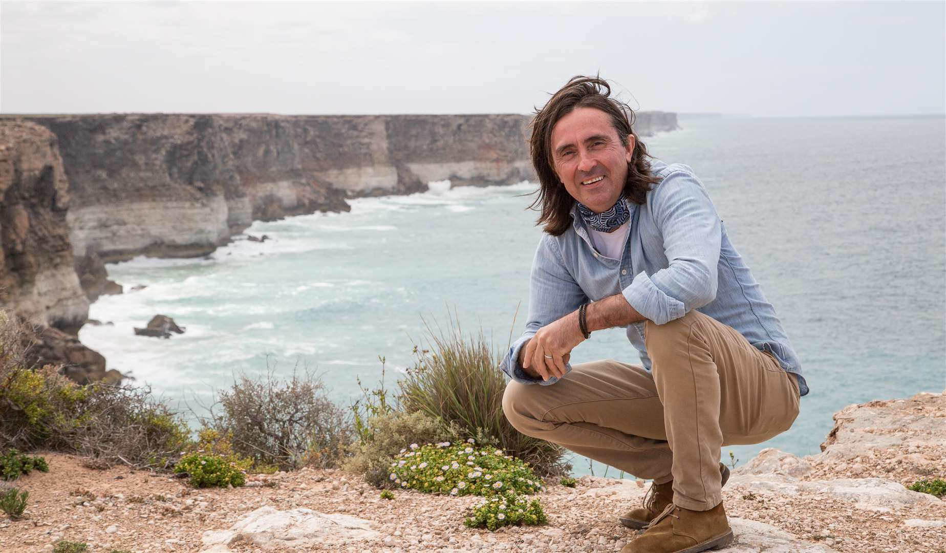 Neil Oliver Picture: Grant Beed