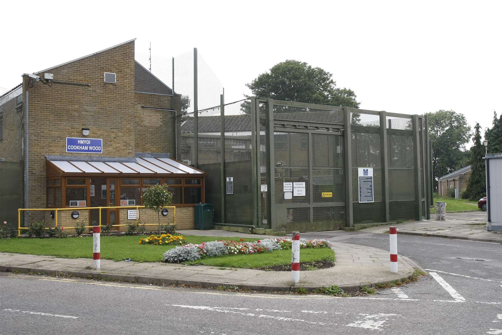 Cookham Wood Young Offenders Institution