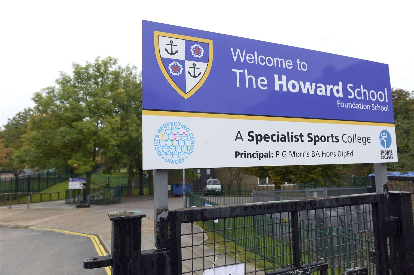 The Howard School, Derwent Way, Rainham