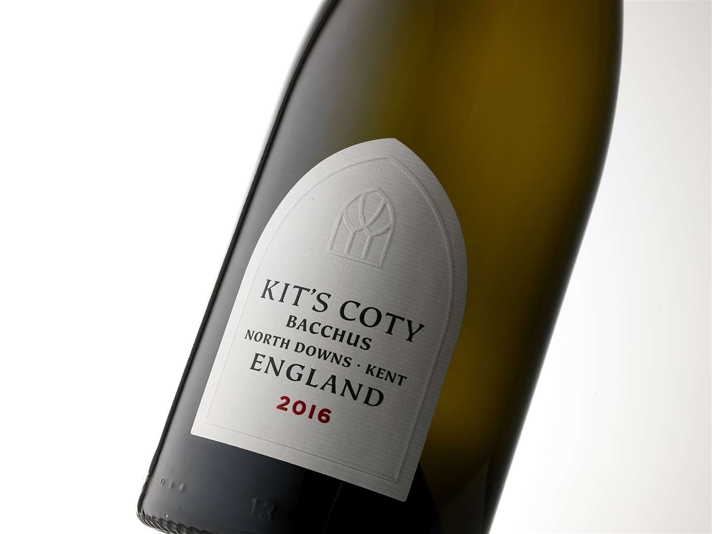 Chapel Down's Bacchus 2016 for its Kit's Coty vineyard
