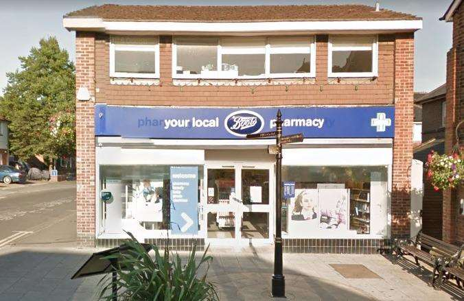 The Boots in Edenbridge High Street. Pic: Google (3460058)