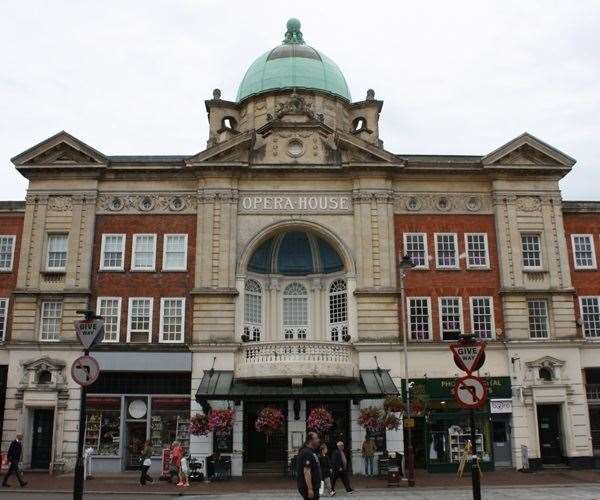 The Opera House became a Wetherspoon pub in 1996 (Picture: Wetherspoon)