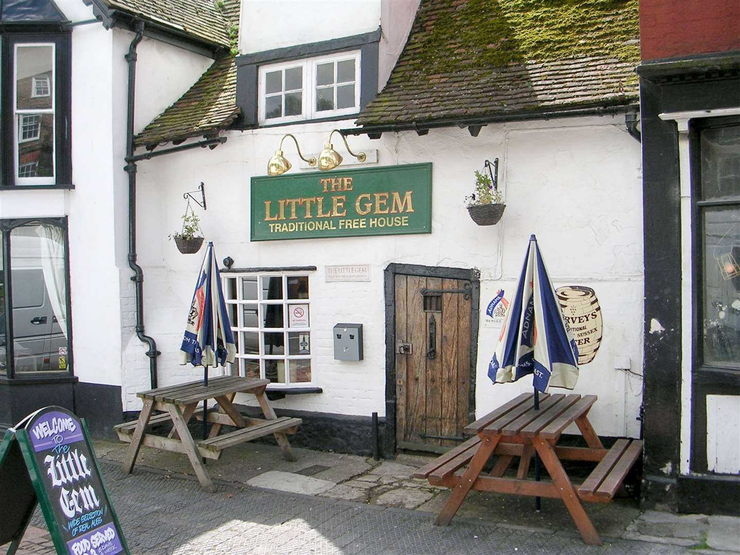 The Little Gem has been bought by Goachers