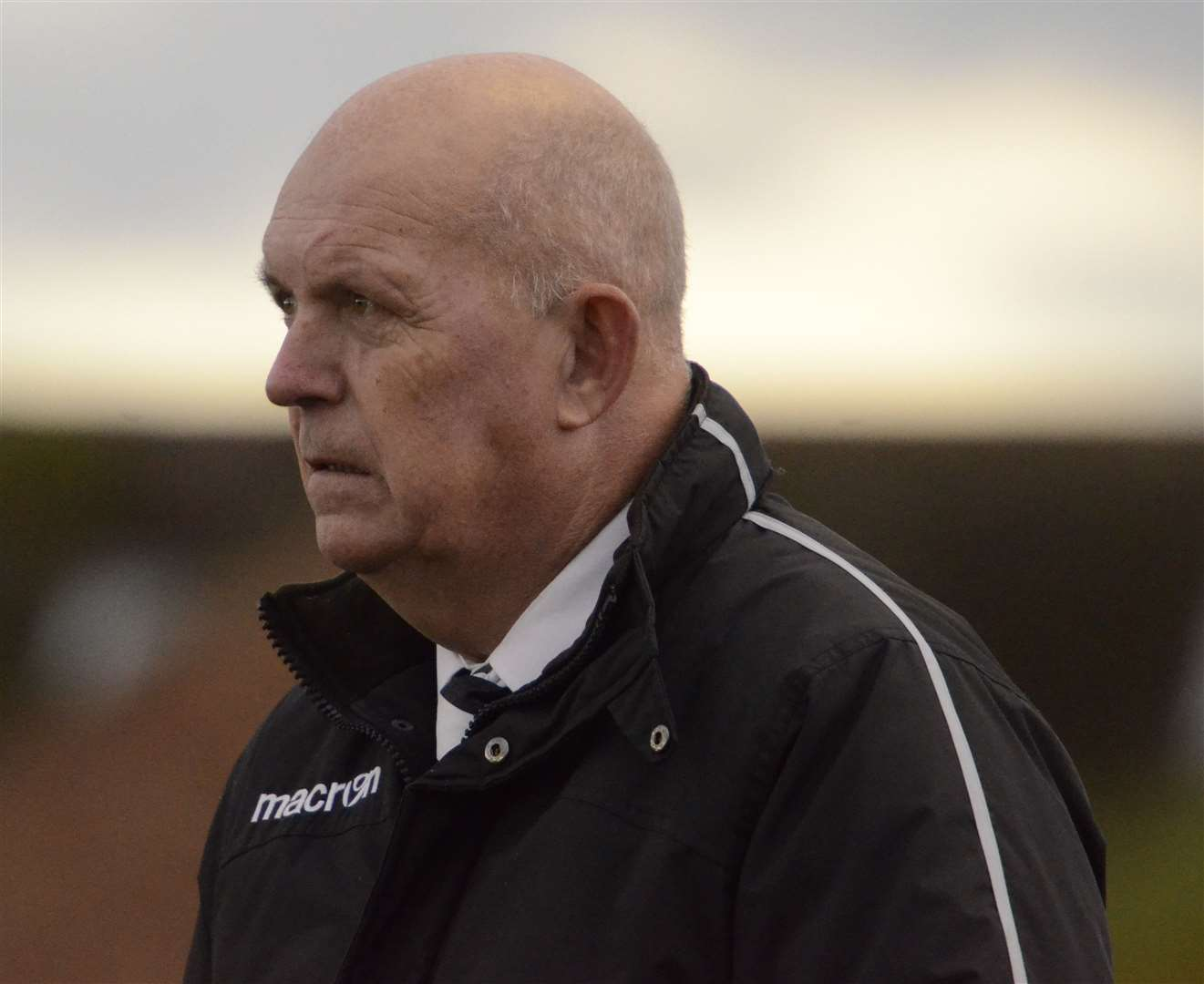 Deal Town manager Derek Hares Picture: Chris Davey