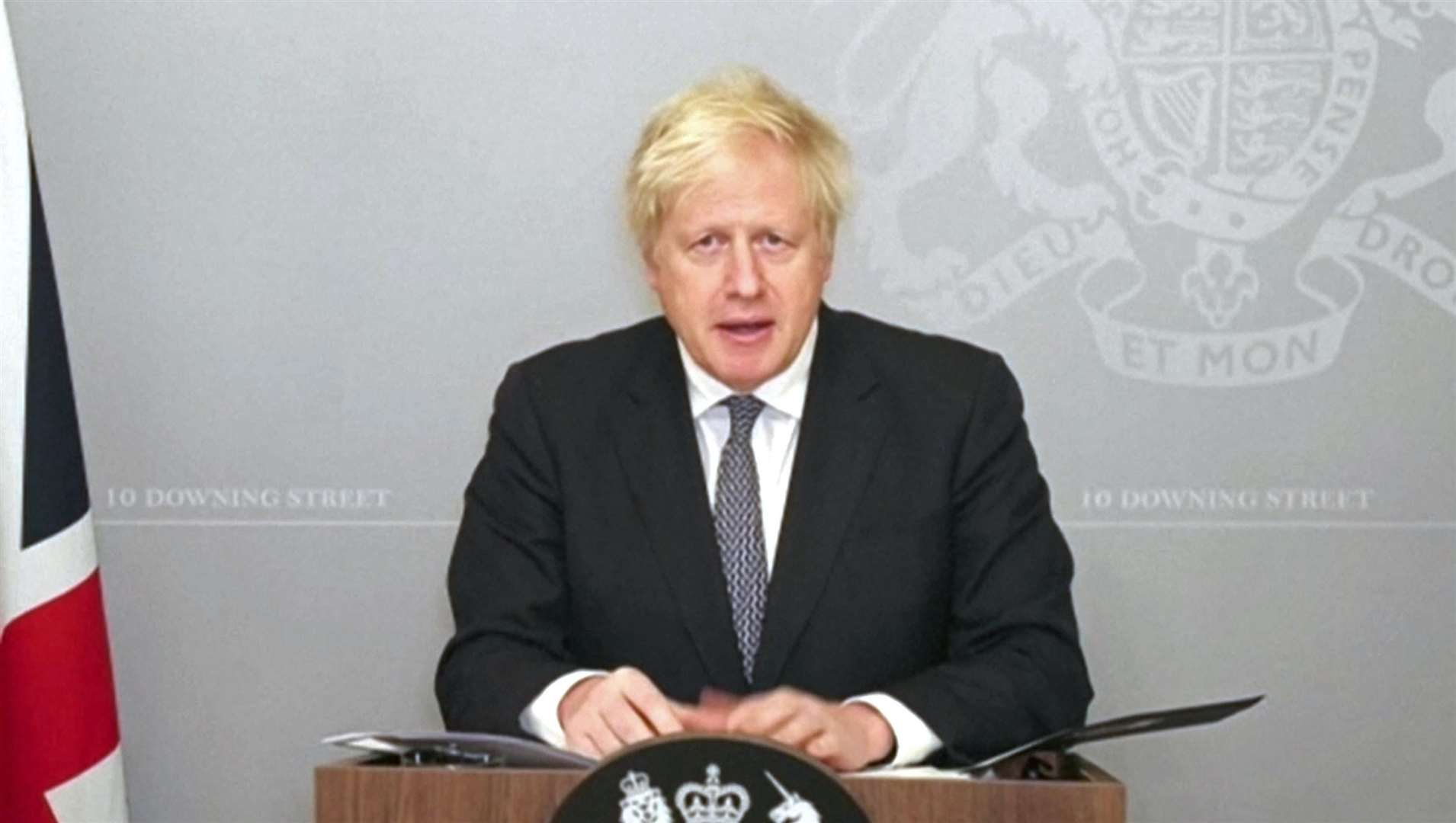 Boris Johnson will be hoping public compliance in Kent will be better this Christmas