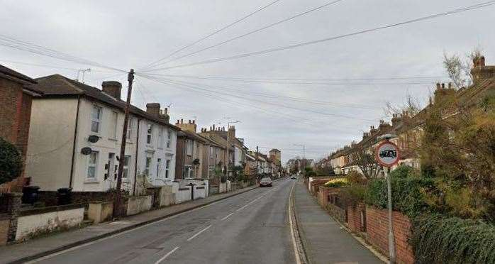 Beadle, of Dover Road, Northfleet will be sentenced next month. Picture: Google Maps
