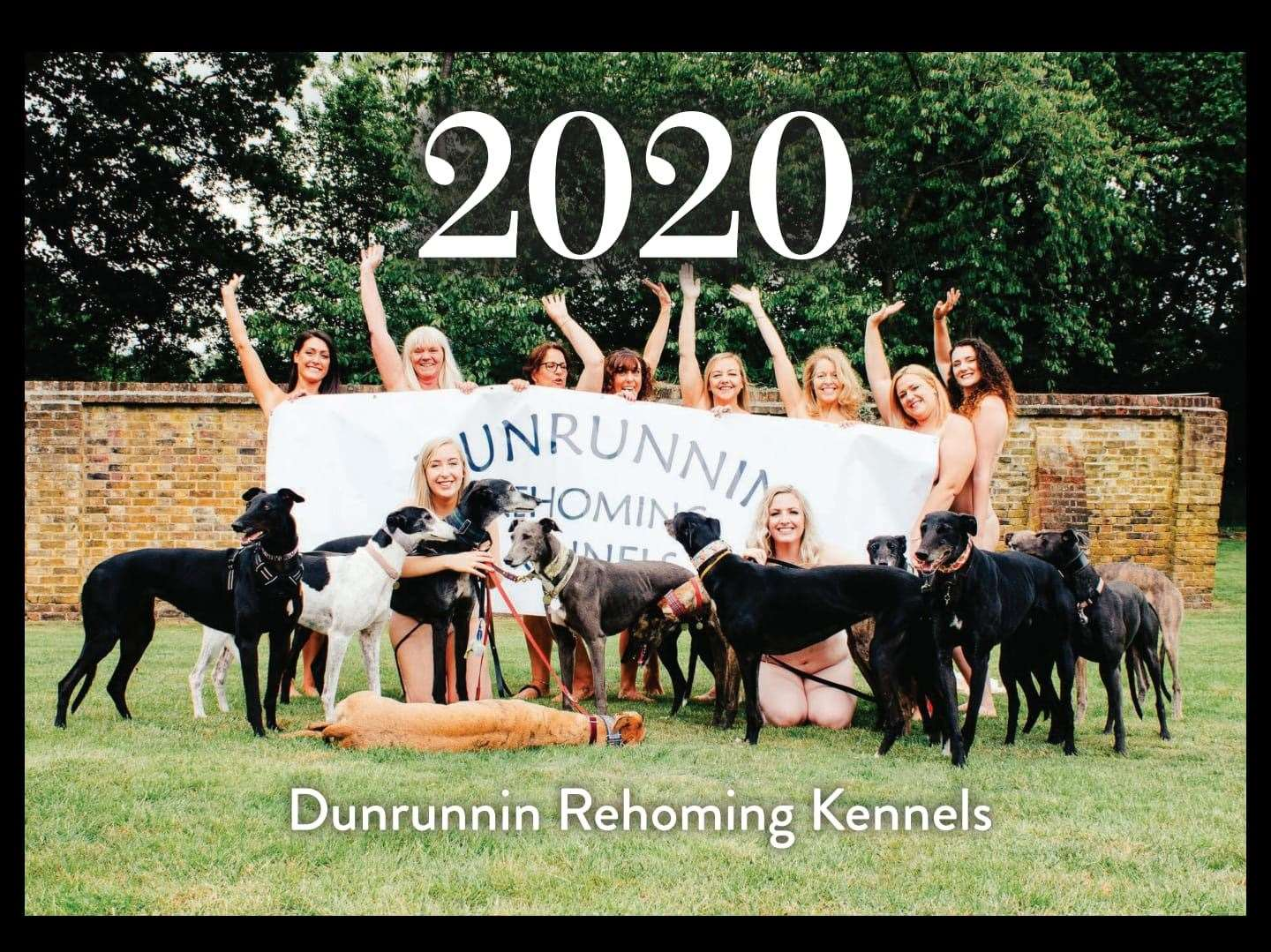 Greyhound lovers from Dunrunnin kennels are hoping to raise money to improve facitilies (19870898)