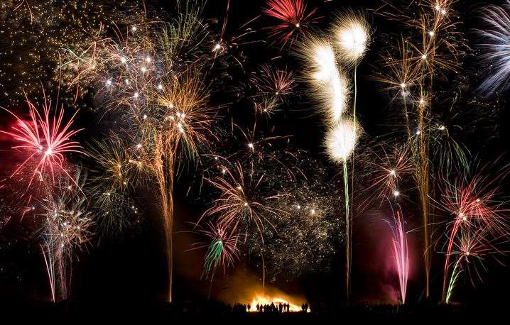 Catch the last of Kent's fireworks with our guide