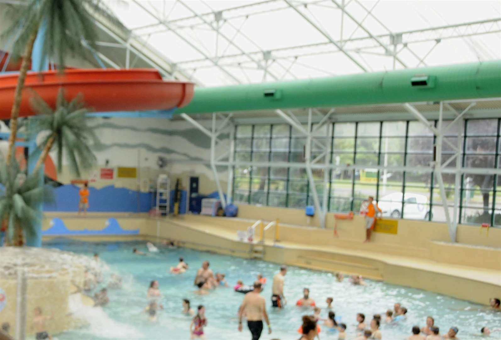 Tides Leisure Centre in Deal
