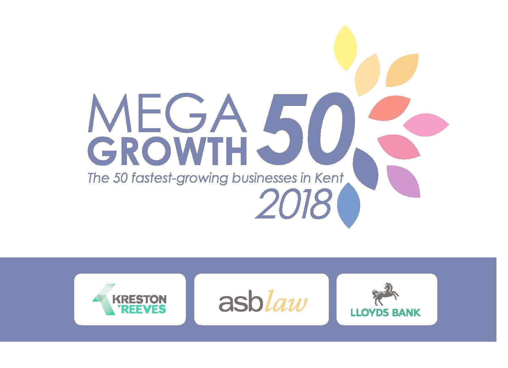 MegaGrowth 50 list was unveiled today in Maidstone (5223422)