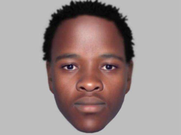 Image released of man after woman raped in Gillingham park