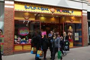 Build-A-Bear in Canterbury is to become a Yankee Candles store