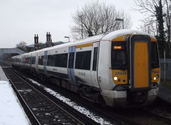 Further disruption to train services. picture Google Images.
