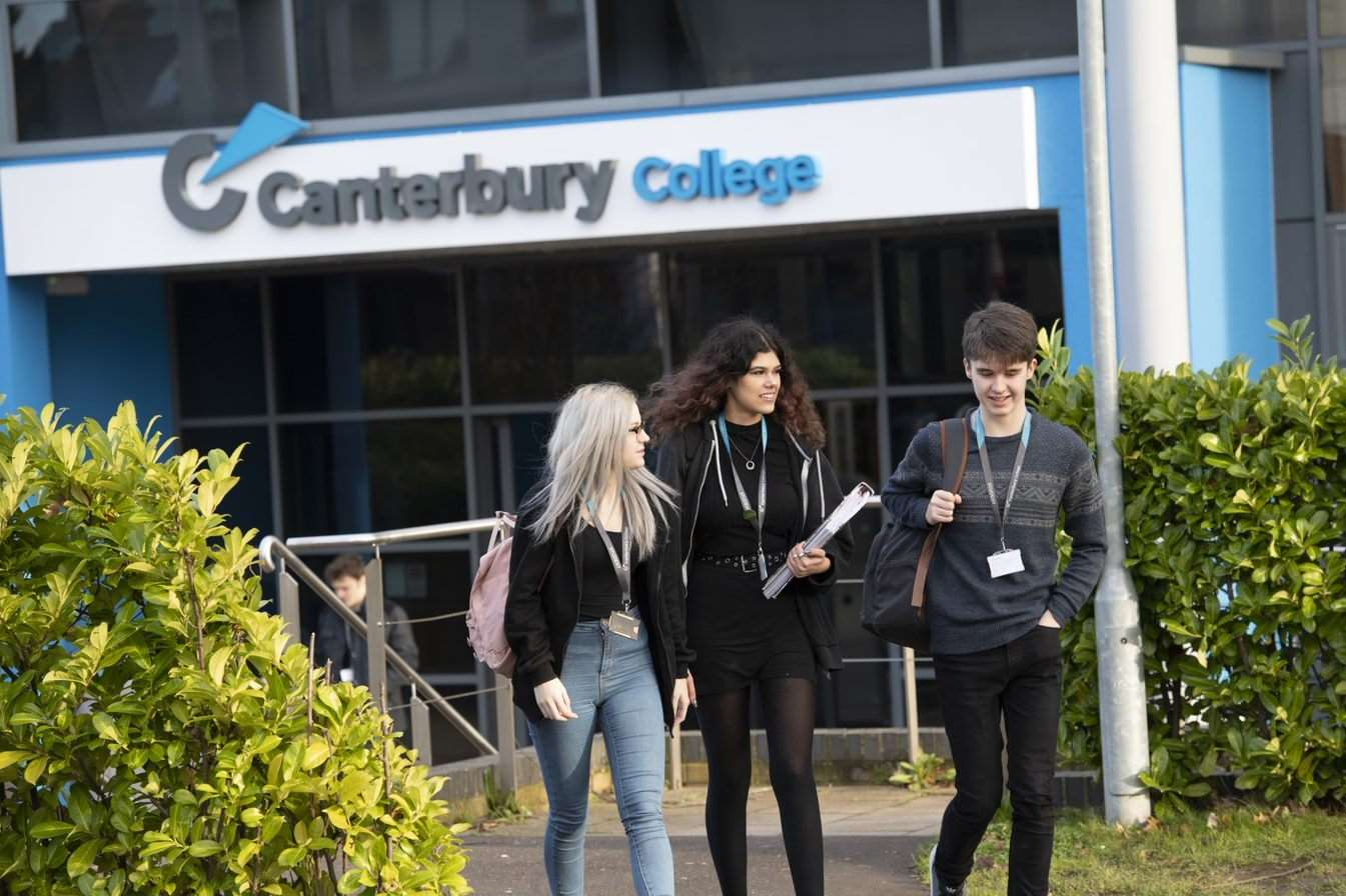 Be part of a buzzing campus within walking distance of Canterbury's city centre.