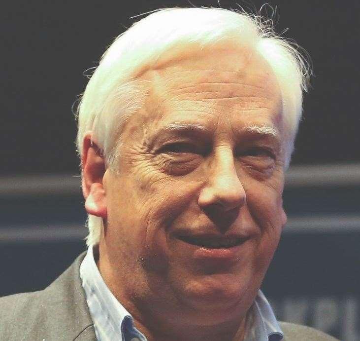 Canterbury city councillor Dave Wilson