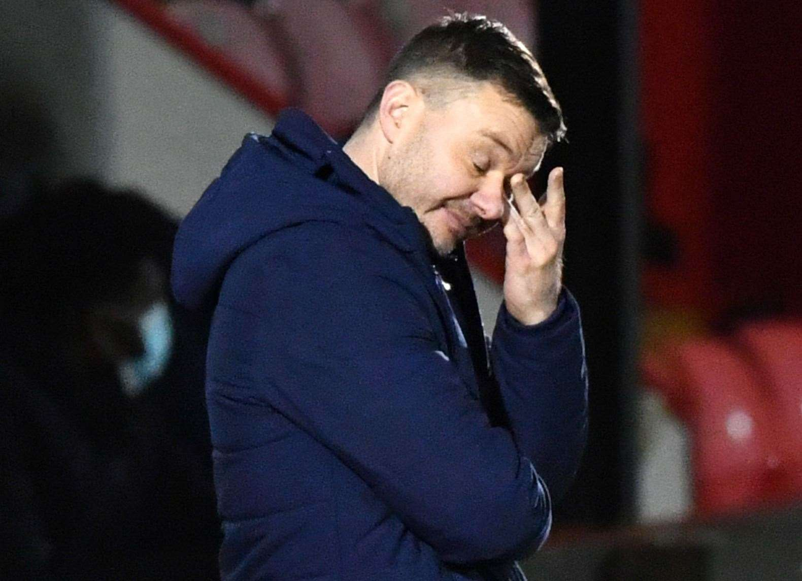 Welling have sacked manager Bradley Quinton. Picture: Keith Gillard (43937489)