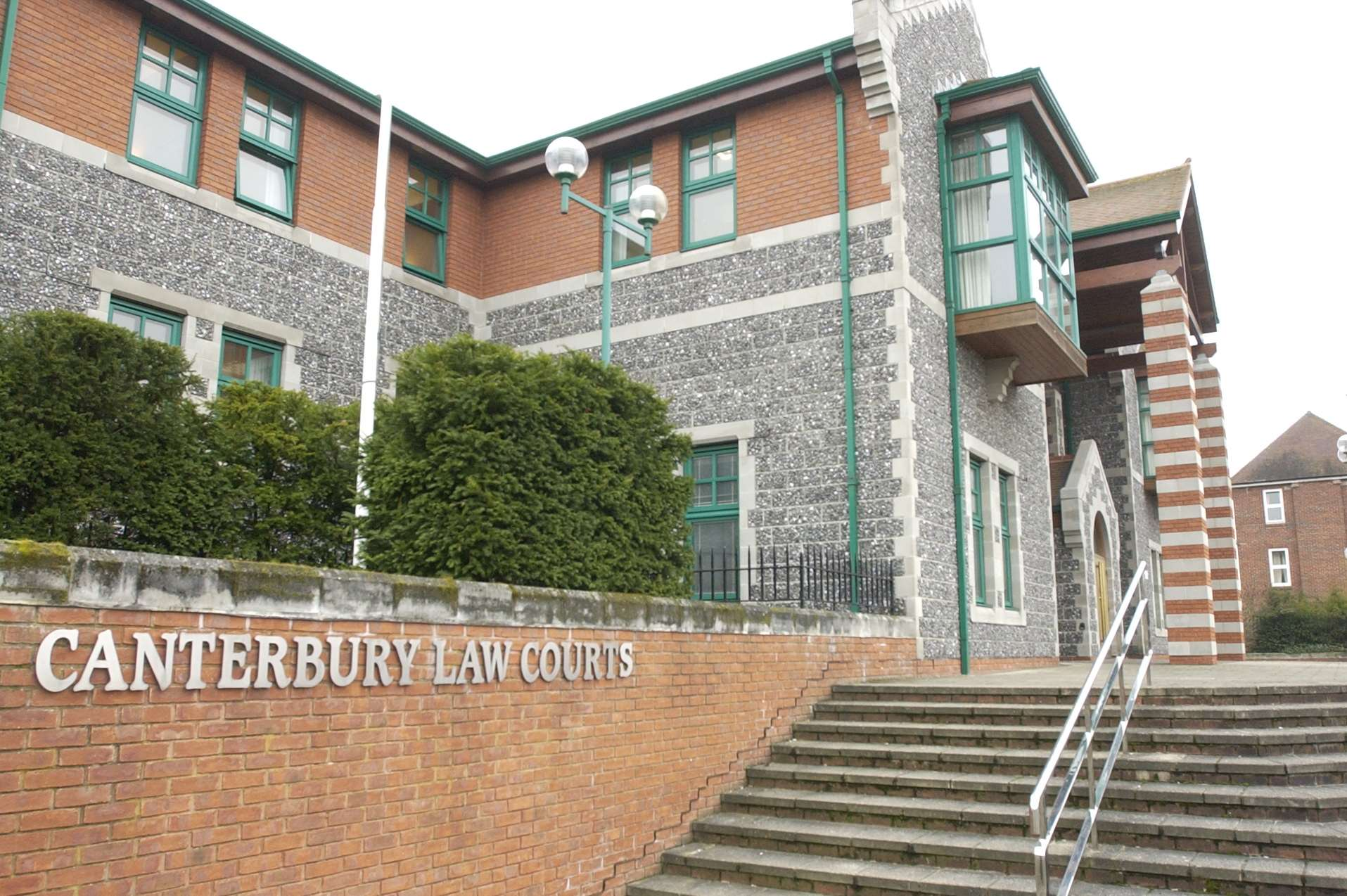 The case was heard at Canterbury Crown Court