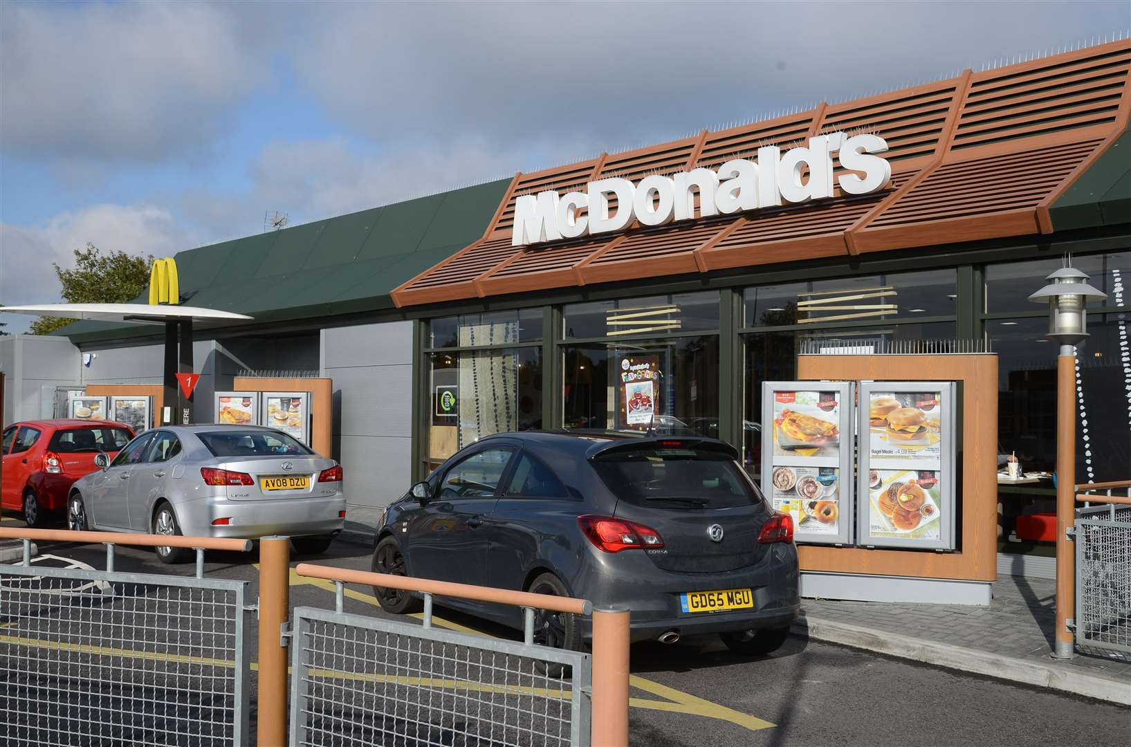Could a McDonald's drive thru be coming to Snodland?
