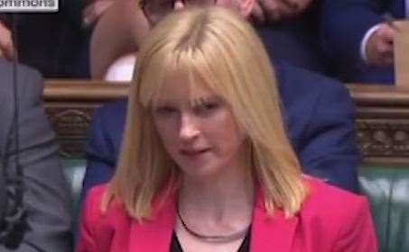 Rosie Duffield has spoken out in the Labour Party's latest anti-Semitism row