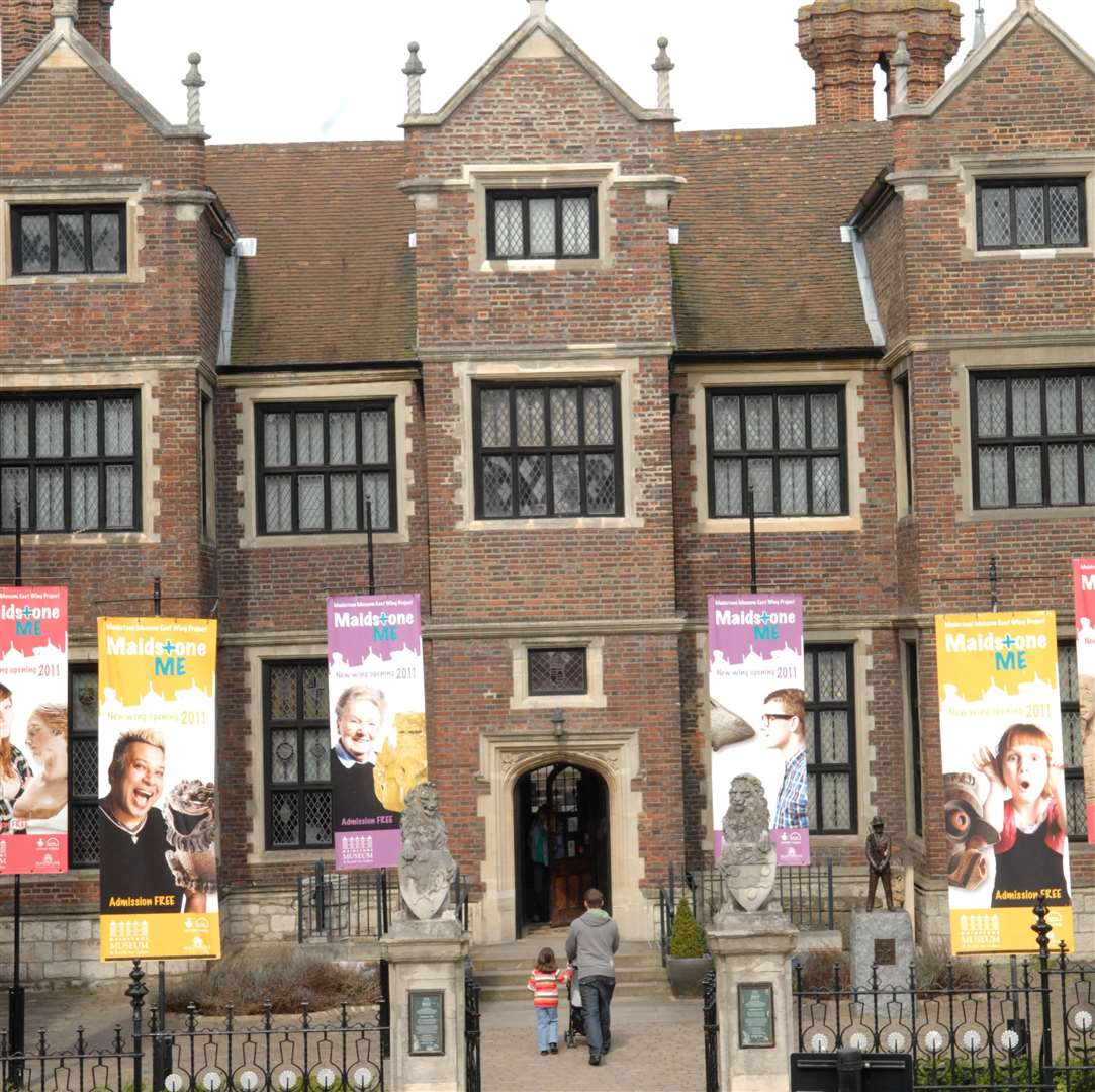 Maidstone Museum will host the exhibition