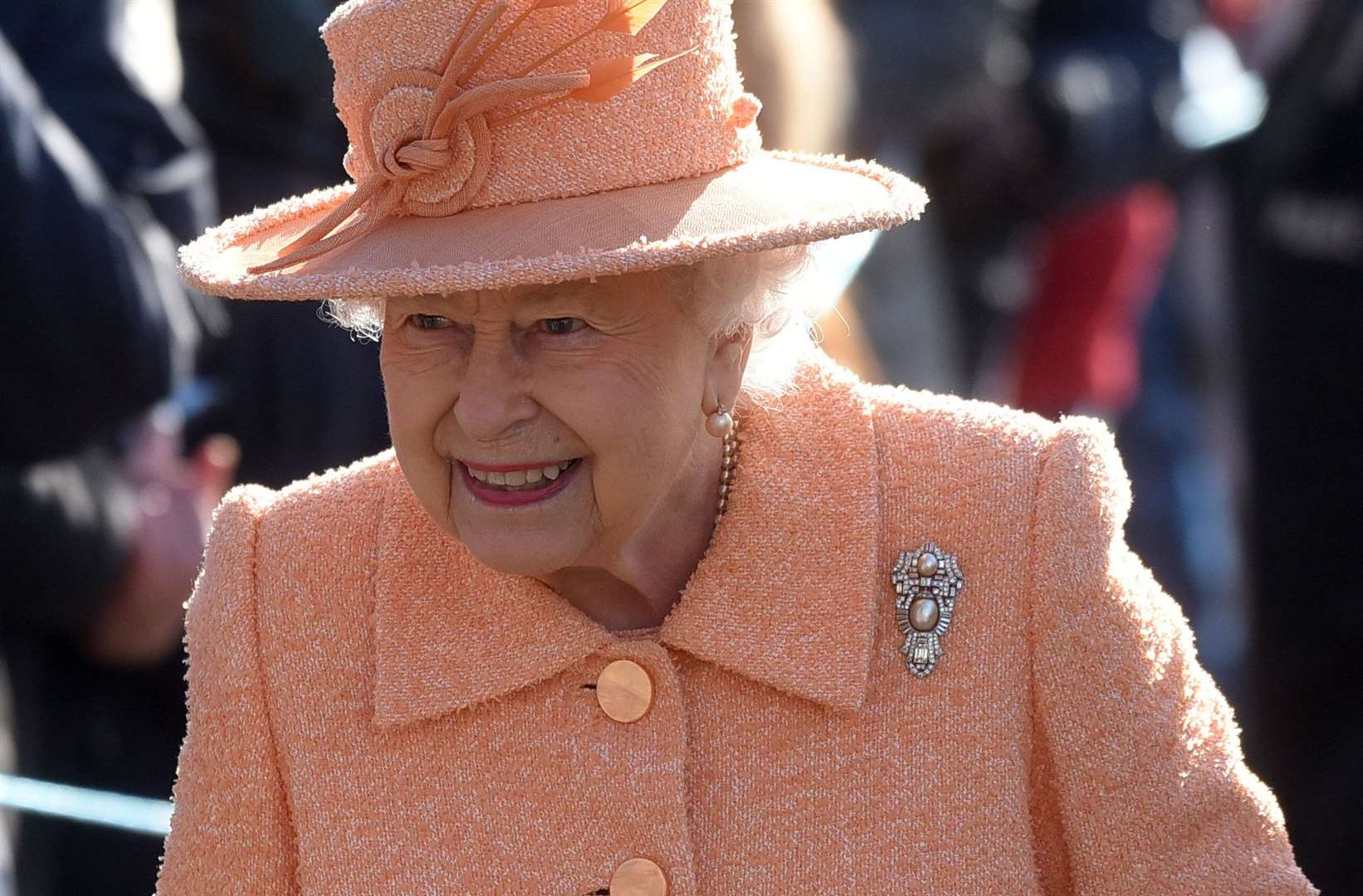 The Queen celebrates her 93rd birthday today
