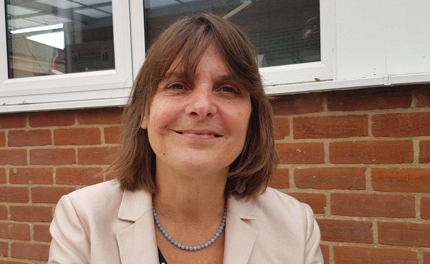 Head of Highworth Grammar sixth form Susan Welch