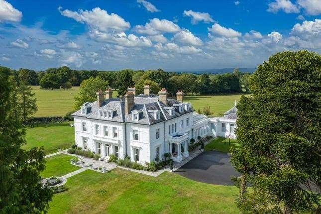 Shirley Hall in Langton Green, Tunbridge Wells. Picture: Zoopla