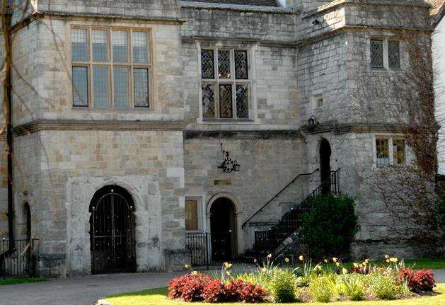 The inquest hearing took place at Archbishop's Palace in Maidstone