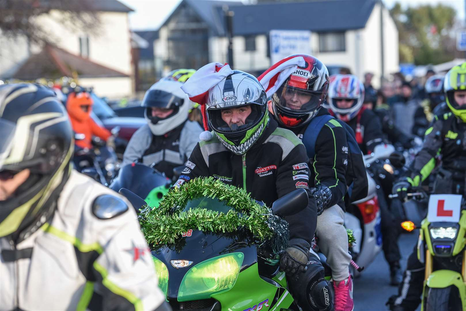 The toy run has been cancelled for the first time in its history. Stock picture from 2018. Picture: Alan Langley