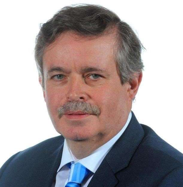 Cabinet member for environment, Cllr Tim Valentine (Green). Picture: Swale council