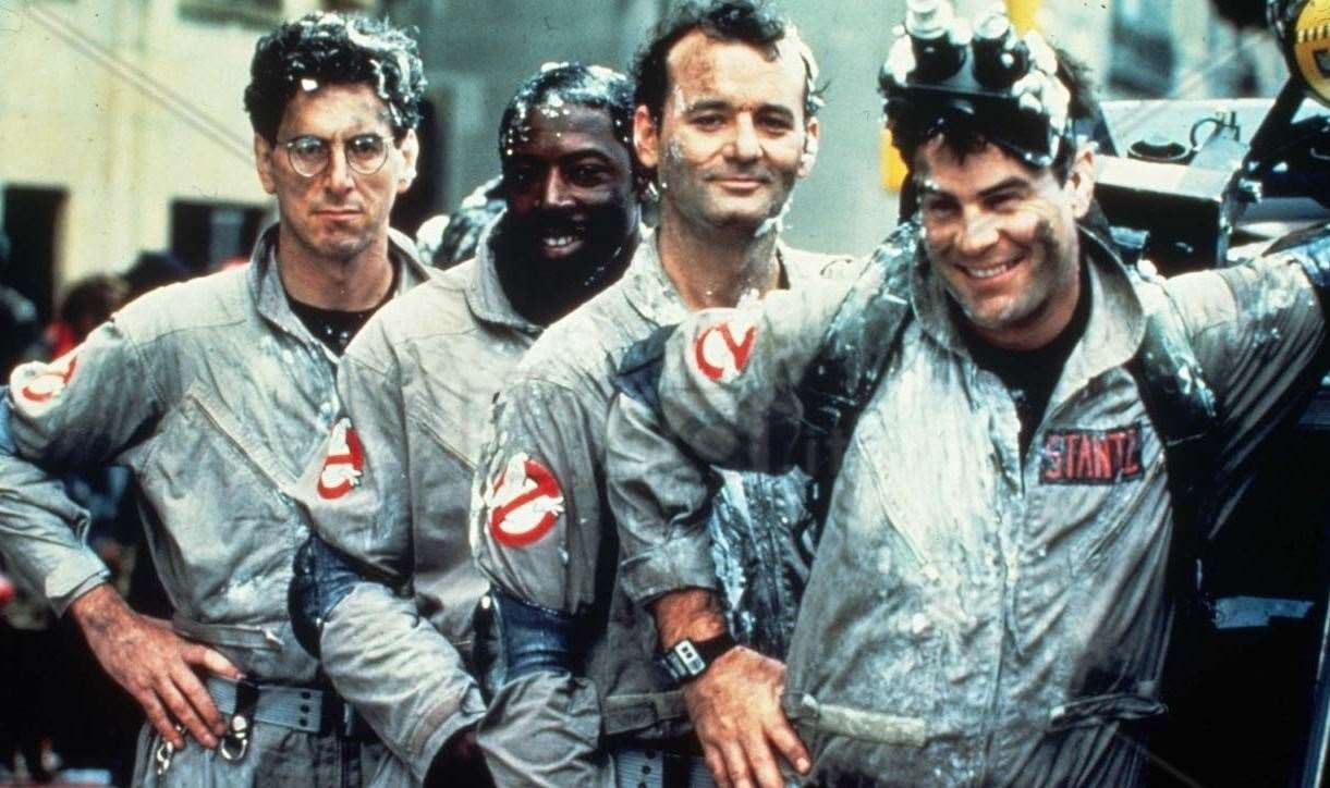 Some original cast members of Ghostbusters will return for the Ghostbusters film people really want