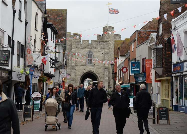 The face of Kent's high streets could change
