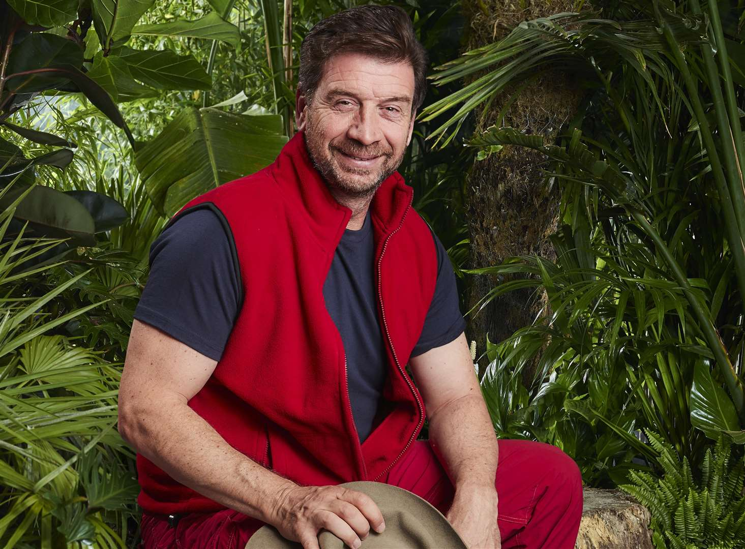 Nick Knowles has been voted out of I'm A Celebrity...