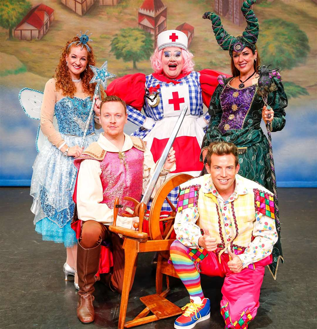 Tunbridge Wells panto at Assembly Hall Theatre launches with Loose