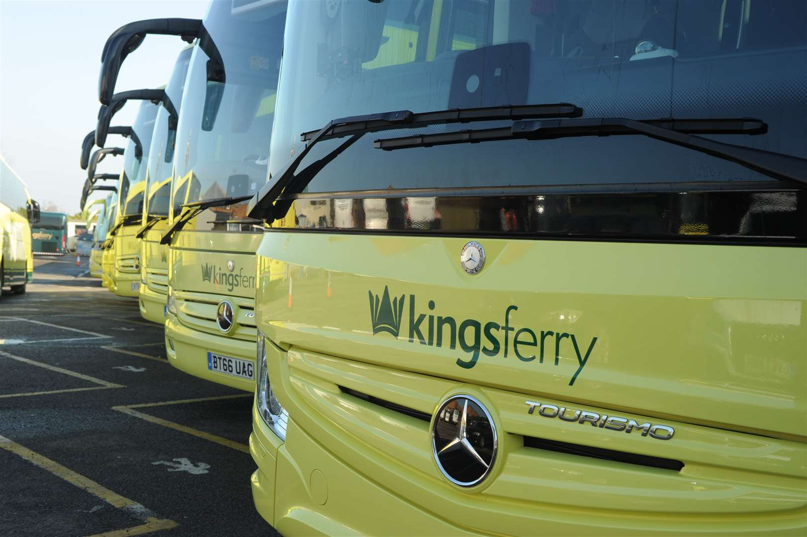 King Ferry in Gillingham has won a clutch of industry awards over the years
