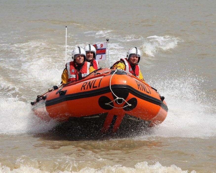 Walmer RNLI is fundraising for new equipment throughout May