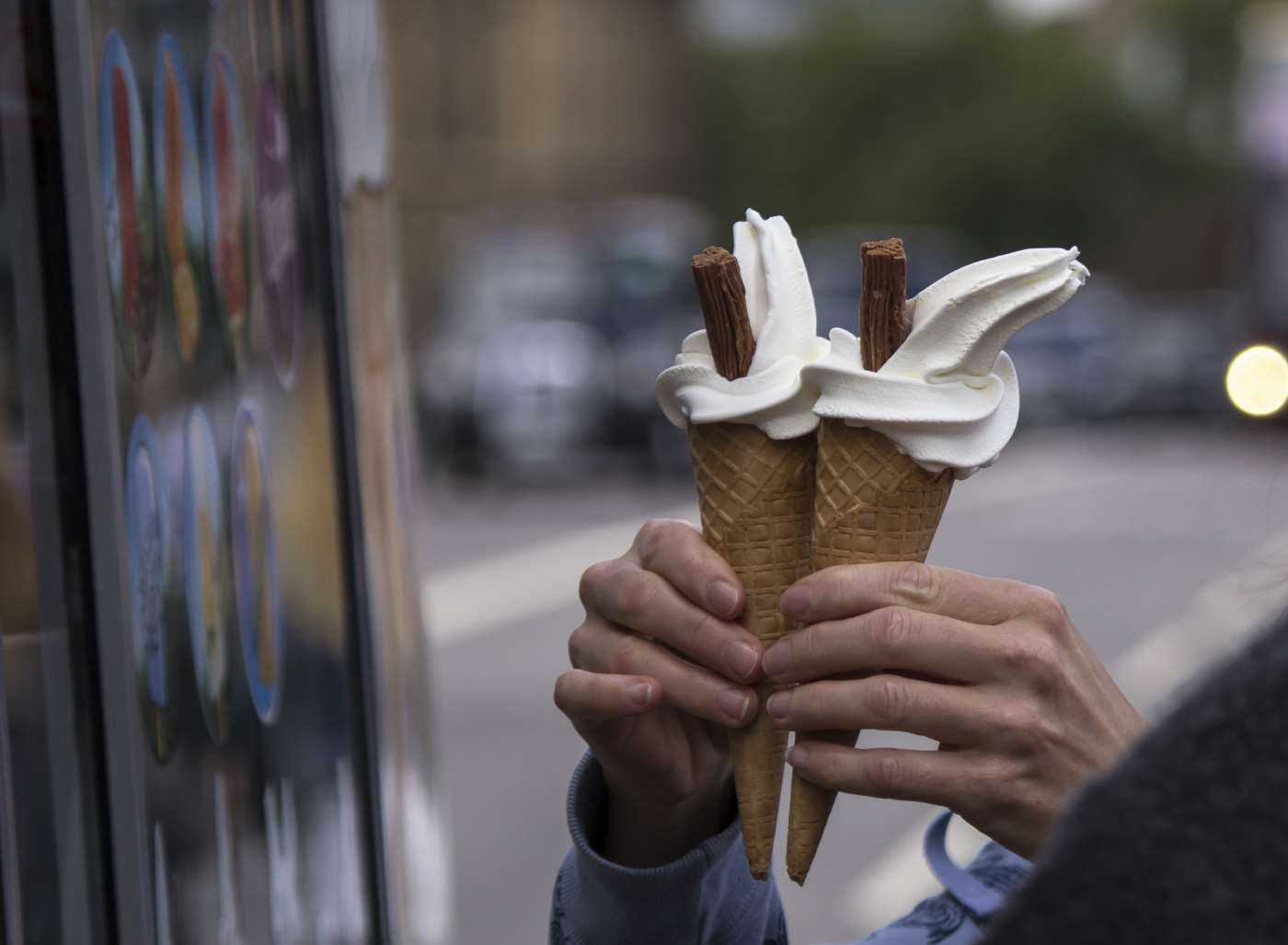 Skelton had a 'lucrative' ice cream business. Picture: stock image