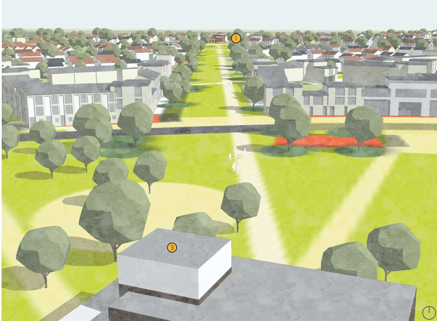 Stone Hill Park has submitted a planning application to turn the former Manston airport into homes and business space