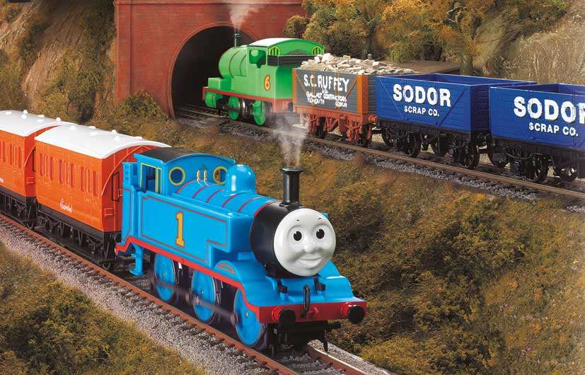 Hornby and HIT Entertainment will rekindle a relationship, which began 30 years ago.