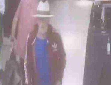 The CCTV image of Martin Spencer was circulated by police