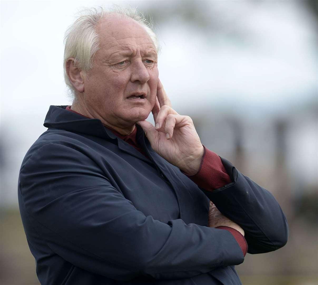 Folkestone director Neil Cugley.  Photo: Barry Goodwin