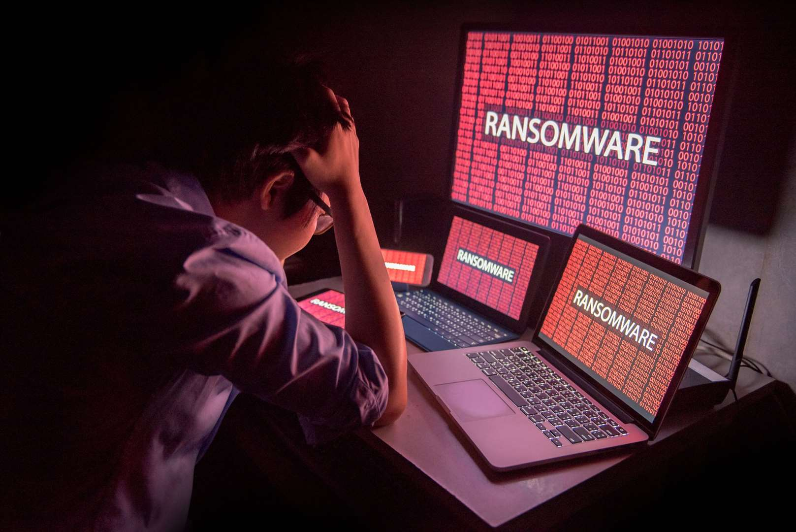 Ransomware is just one of a host of ways your systems can come under attack