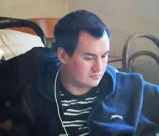 Police are asking for help to find Christopher Fisher