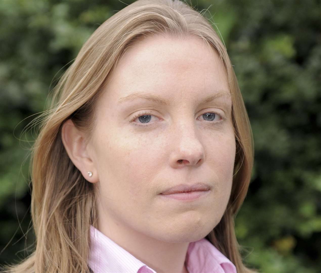 Tracey Crouch, Conservative MP for Chatham and Aylesford.