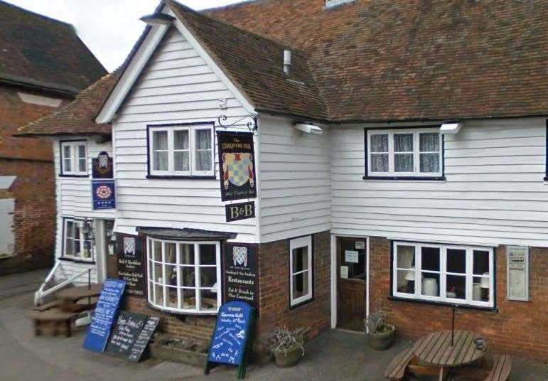 The Chequers Inn. Picture: Google street view