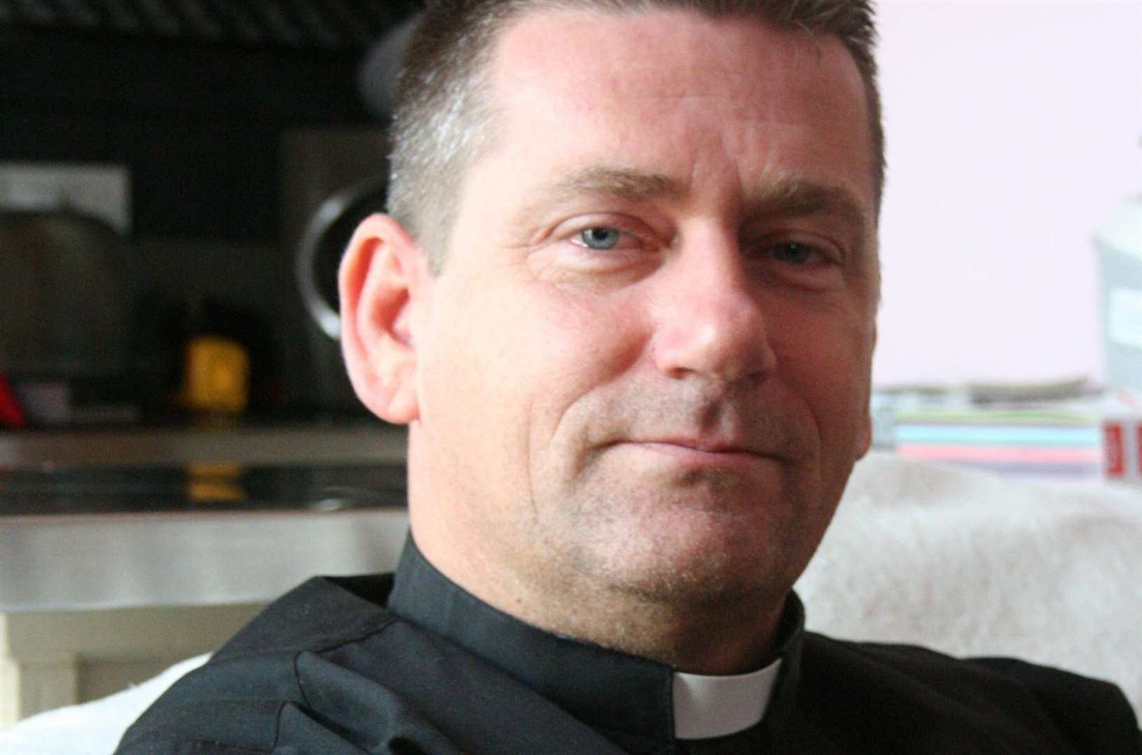 Father John Taylor from Margate